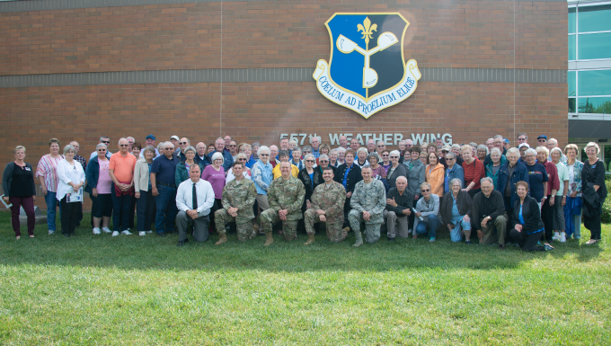 Link to article: Minnesota visitors receive surprise visit to Offutt