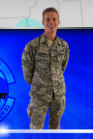 Picture of Airman 1st Class Kruger