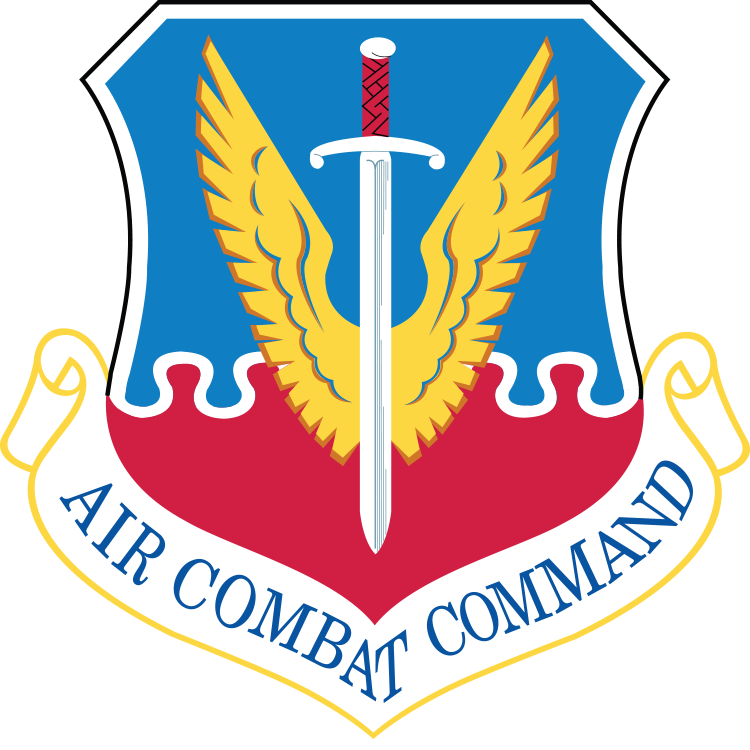 Image of Air Combat Command Shield
